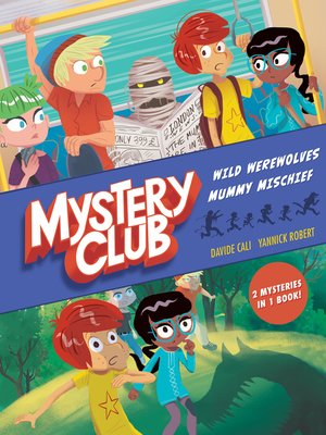 cover image of Mystery Club (graphic novel)