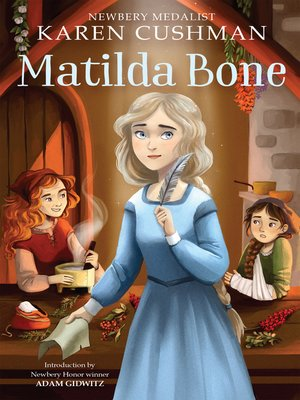 cover image of Matilda Bone