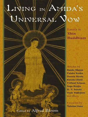 cover image of Living in Amida's Universal Vow