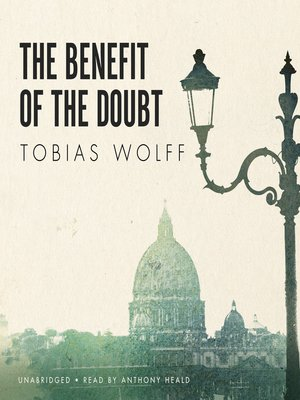 cover image of The Benefit of the Doubt