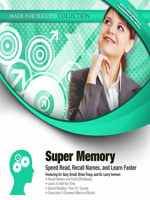 cover image of Super Memory