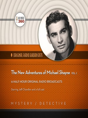 cover image of The New Adventures of Michael Shayne, Volume 1