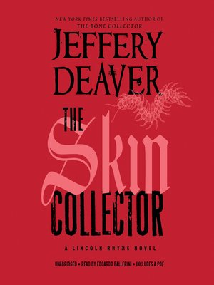 cover image of The Skin Collector