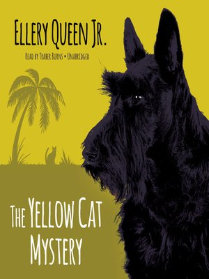 cover image of The Yellow Cat Mystery
