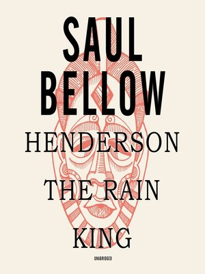 cover image of Henderson the Rain King
