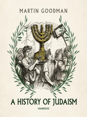 cover image of A History of Judaism