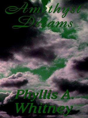 cover image of Amethyst Dreams
