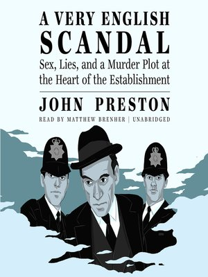 cover image of A Very English Scandal