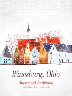 cover image of Winesburg, Ohio
