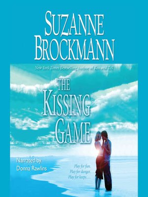 cover image of The Kissing Game