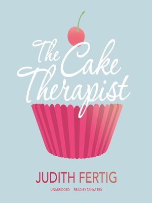 cover image of The Cake Therapist