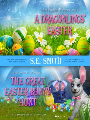 cover image of A Dragonlings' Easter / The Great Easter Bunny Hunt