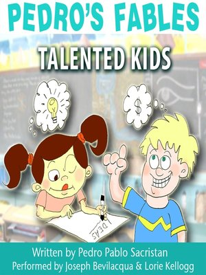 cover image of Talented Kids