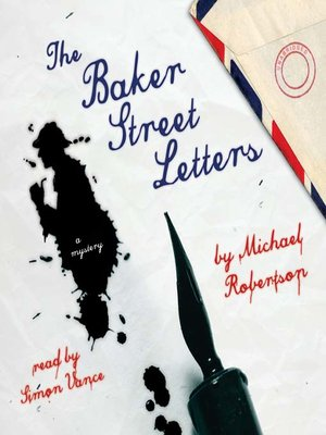 cover image of The Baker Street Letters