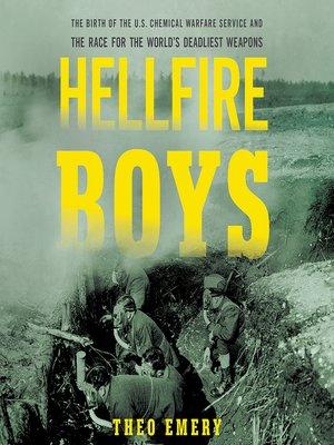cover image of Hellfire Boys