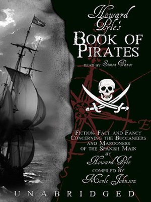 cover image of Howard Pyle's Book of Pirates