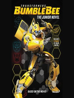 cover image of Transformers: Bumblebee