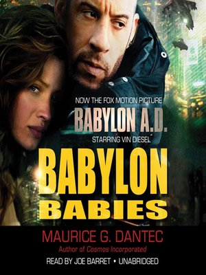 cover image of Babylon Babies