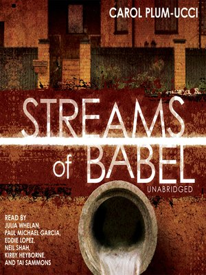 cover image of Streams of Babel