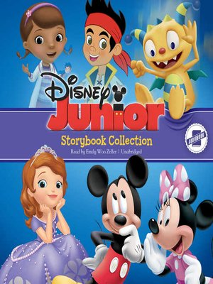 cover image of Disney Junior Storybook Collection