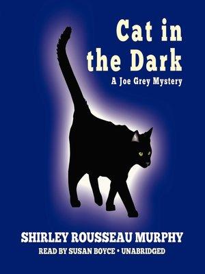 cover image of Cat in the Dark
