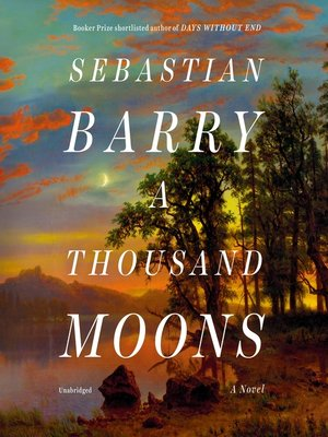cover image of A Thousand Moons