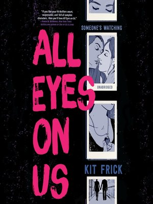 cover image of All Eyes on Us