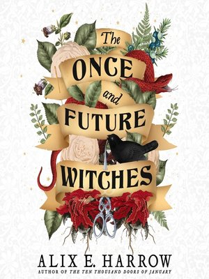 cover image of The Once and Future Witches