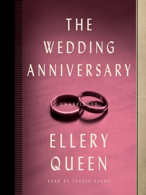 cover image of Wedding Anniversary