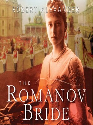 cover image of The Romanov Bride