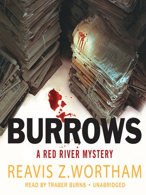 cover image of Burrows