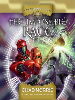 cover image of The Impossible Race