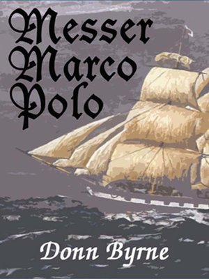 cover image of Messer Marco Polo