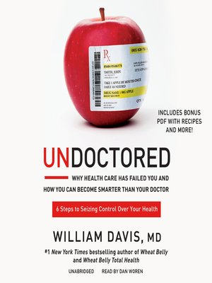 cover image of Undoctored