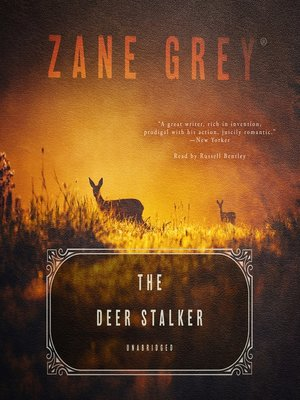 cover image of The Deer Stalker