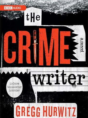 cover image of The Crime Writer