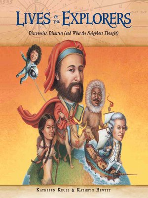 cover image of Lives of the Explorers