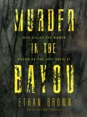 cover image of Murder in the Bayou