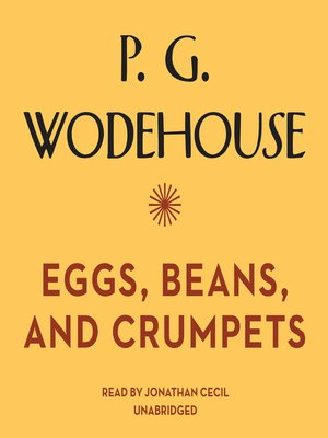 cover image of Eggs, Beans, and Crumpets