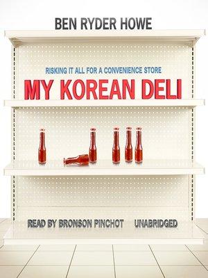 cover image of My Korean Deli