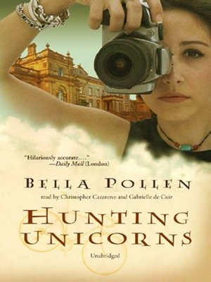 cover image of Hunting Unicorns