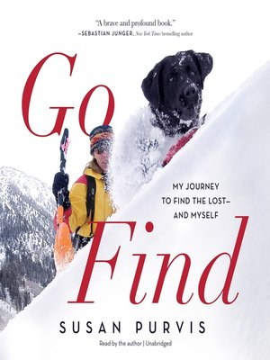 cover image of Go Find