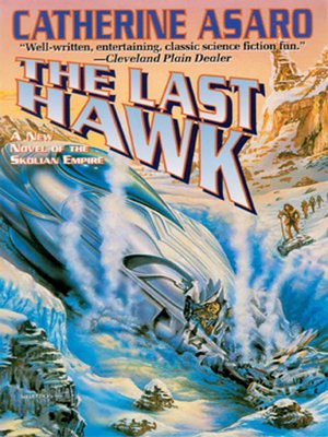 cover image of The Last Hawk