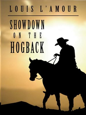 cover image of Showdown on the Hogback