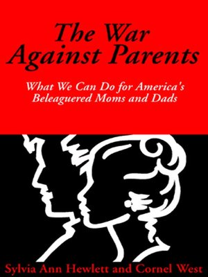cover image of The War Against Parents