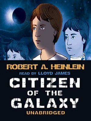 cover image of Citizen of the Galaxy
