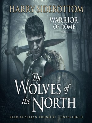 cover image of The Wolves of the North