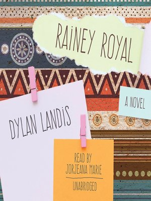 cover image of Rainey Royal