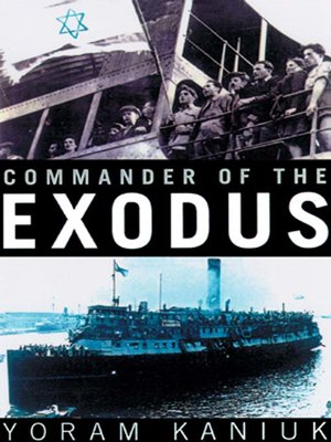 cover image of Commander of the Exodus