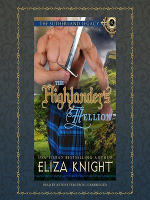 cover image of The Highlander's Hellion